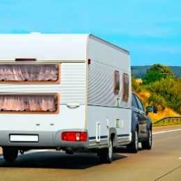 Caravan Mobile Roadworthy 1
