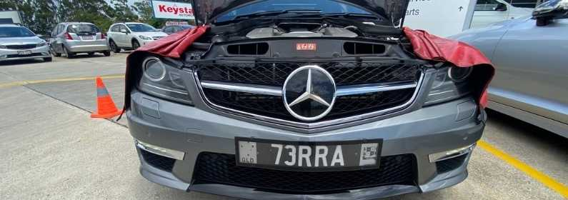 Mercedes Pre Purchase Inspection