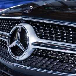 Mercedes Service Logbook 1