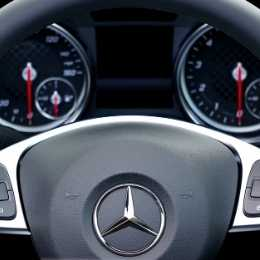Mercedes Service Logbook  3