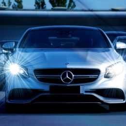 Mercedes Service Logbook 2