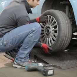 Car Maintenance Tips Wheel Change