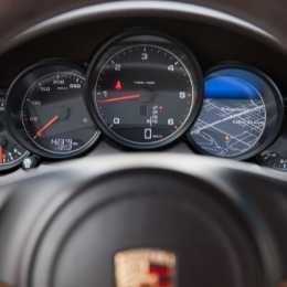 Porsche Service Brisbane - Dashboard